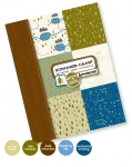 "Summer Camp Patterned Paper 8 1/2""X11"" (36 sheets)"