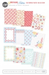 Nostalgic Notions Patterned Paper Collection (36 sheets)