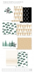 Treetops Glisten Patterned Paper Collection (36 sheets)