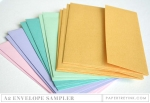 Don't Forget to Write: A2 Envelope Sampler (12 envelopes)