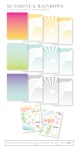 Sunshine & Rainbows Patterned Paper Collection (28 sheets)