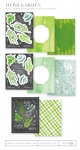 Herb Garden Patterned Paper Collection (32 sheets)