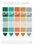 Envelope Envy Patterned Paper Collection (24 sheets)