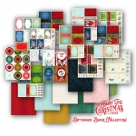 Fairy Tale Christmas Patterned Paper Collection (20 sheets)