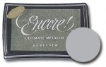 Encore Ultimate Metallic Silver Ink Pad