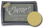Encore Ultimate Metallic Gold Ink Pad