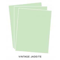 Perfect Match Vintage Jadeite Cardstock (12 Sheets)