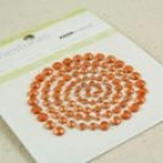 Rhinestones - Orange