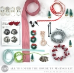 Make It Market Kit: All Through the House Trimmings Kit - Pre-Order
