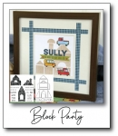 Block Party Stamp Set + Die Bundle