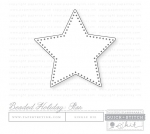 Papertrey Ink-Beaded Holiday: Star Die