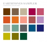 Perfect Match Earthtones Cardstock Sampler (36 sheets)