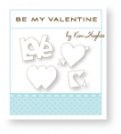 Click Simple - Be My Valentine In Shape Collection