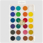 Loew Cornell 24-Pan Watercolor Set