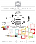 Make It Market Mini Kit: Simple Impressions: Celebrations Kit