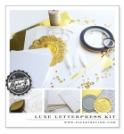 Make It Market Kit: Luxe Letterpress