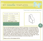 My Timeless Templates - Filed with Flair