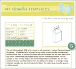 My Timeless Templates - It's on the House
