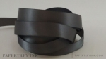 "Smokey Shadow 1/2"" Satin Solid Ribbon (5 yards)"