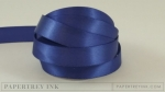"Royal Velvet 1/2"" Satin Solid Ribbon (5 yards)"