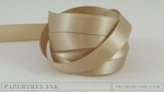 "Classic Kraft 1/2"" Satin Solid Ribbon (5 yards)"