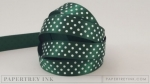 "Pinefeather 5/8"" Satin Dots Ribbon (5 yards)"