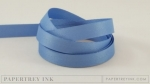 "Blueberry Sky 3/8"" Twill Tape Ribbon (5 yards)"