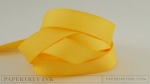 "Harvest Gold 5/8"" Grosgrain Ribbon (5 yards)"