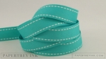 "Hawaiian Shores 5/8"" Saddle Stitch Ribbon (5 yards)"