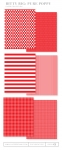 Bitty Big: Pure Poppy Color Collection (24 sheets)