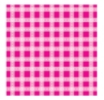 Raspberry Fizz Gingham Individual Pattern Sheets (18 sheets)