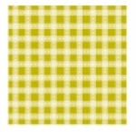 Simply Chartreuse Gingham Individual Pattern Sheets (18 sheets)
