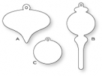 Papertrey Ink - Vintage Ornaments Die Collection (set of 3)