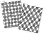 Papertrey Ink - Picnic Plaid Impression Plate