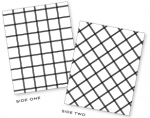 Papertrey Ink - Guide Lines Grid Impression Plate