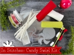 In Stitches: Candy Swirl Kit