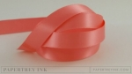 "Berry Sorbet 1/2"" Satin Solid Ribbon (5 yards)"