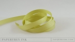 "Spring Moss 3/8"" Twill Tape Ribbon (5 yards)"