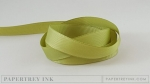 "Spring Moss 5/8"" Grosgrain Ribbon (5 yards)"