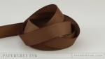 "Dark Chocolate 5/8"" Grosgrain Ribbon (5 yards)"