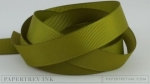 "Ripe Avocado 5/8"" Grosgrain Ribbon (5 yards)"