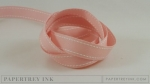"Sweet Blush 5/8"" Saddle Stitch Ribbon (5 yards)"