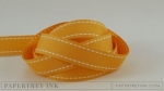 "Summer Sunrise 5/8"" Saddle Stitch Ribbon (5 yards)"