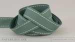"Ocean Tides 5/8"" Saddle Stitch Ribbon (5 yards)"