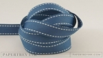 "Enchanted Evening 5/8"" Saddle Stitch Ribbon (5 yards)"