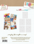 Simple Stories SN@P 6x8 Multi-Pack Pocket Pages