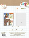 Simple Stories SN@P 6x8 Pocket Pages- 3x4 Vertical & 4x6 Horizontal