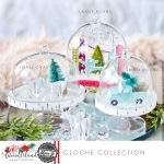 Small Round Cloche (set of 3)