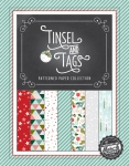 Tinsel & Tags Paper Pad