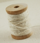 Rustic Cream Button Twine (20 yards)